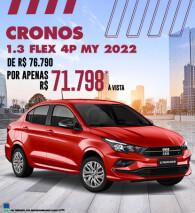 CRONOS 1.3 FLEX 4P MY 2022